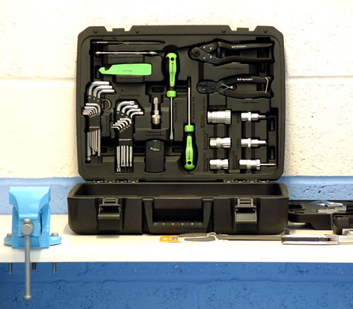 Bike Repair Tool Box