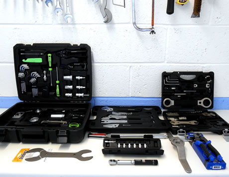 Bike Repair Tools