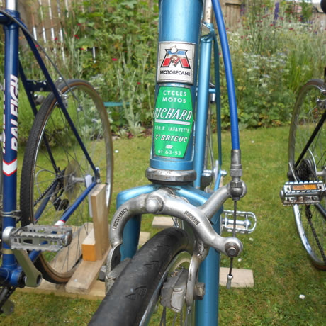 Motobecane Bike Frame