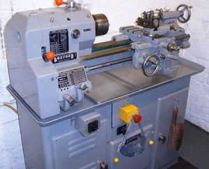 Lathe for repairs & renovations